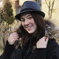 милая девушка) :: Алёна Скрипник