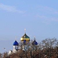 Свято-Успенский мужской монастырь :: Александр Корчемный