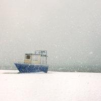 Зимний пляж Анапы :: Вячеслав Чик