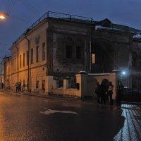 Армянский переулок :: Ирина Шарапова