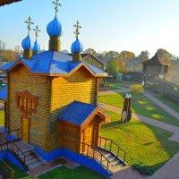 Деревянная церковь :: Иван Николаевич