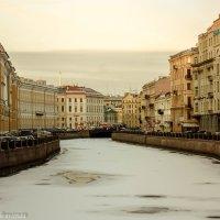 Городской канал :: Валерий Смирнов