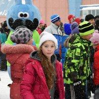 На спортивном празднике :: Светлана Мещан