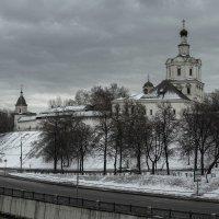 Пейзаж-3 :: Сергей Наумов