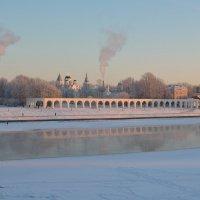 Зимний этюд 24 :: Константин Жирнов