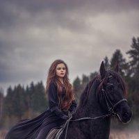 Gothic rider :: Ирина Горшенина