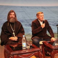 Творческая встреча :: Александр Тарасенко