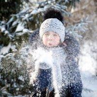-16 и снег как пух :: nataliya korchma