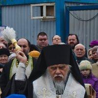 Освящение Креста на храм Алексея Мечёва.(10) :: Юрий