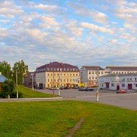 Юрьев-Польский основан в 1152 году Юрием Долгоруким :: Бронислав Богачевский