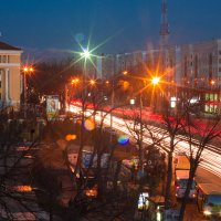 Мой первый опыт с ночной съемкой :: Фазлиддин Инагамов