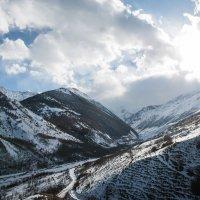 прогулки в горах... :: Батик Табуев