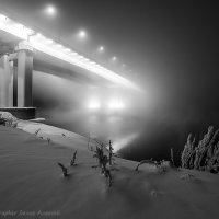 В холодную ночь... :: Алексей Белик