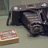 Инструменты фотокорреспондента Первой Мировой :: Александр Петров