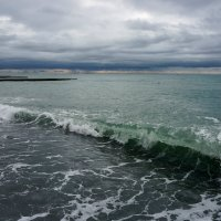 Зимнее море, Сочи :: Андрей Майоров