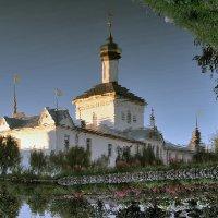 Отражение в тихом пруду :: Николай Белавин