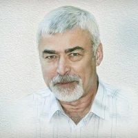 ПОРТРЕТ ДРУГА... :: Алексей Лебедев