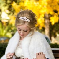 Осенняя свадьба :: Аминат Спасская