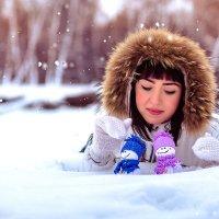 Зима :: Наталия Капитоненко