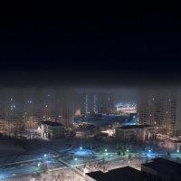 Ночь в городе :: Федор Пшеничный