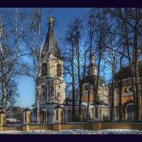 """""""Успенская церковь."""" :: victor buzykin"""
