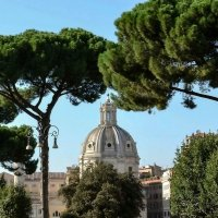 Жаркий сентябрь в Риме :: Ирина Falcone