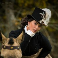 картинки с псовой осенней охоты... :: Виктор Перякин
