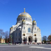 Морской Никольский собор (Кронштадт) :: Алла Лямкина