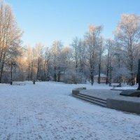 Зимний этюд 12 :: Константин Жирнов
