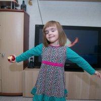 Танцы :: Ольга Осипова