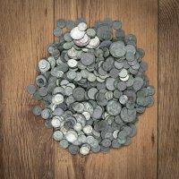 советские монеты :: сергей пейкер