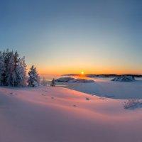 Мягкий снег. :: Фёдор. Лашков