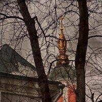 Москва улица Мясницкая :: Евгений Жиляев