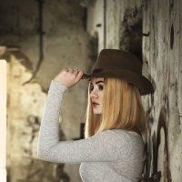 В роли модели :: Виктория Дергачёва