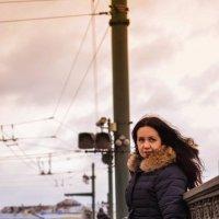 На мосту :: Александр Кузин