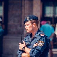 Полицейский, Вена, Австрия :: Арсен Гуварьян