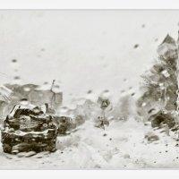 Зимние зарисовки... :: владимир