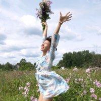 Беззаботное лето :: Евгения Балаганская