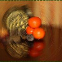 Новогоднее мандариновое настроение :: Лидия (naum.lidiya)