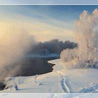 Морозный денек :: Лидия (naum.lidiya)