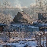 Морозным утром... :: Юлия Бабитко