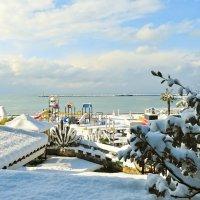 снег у моря.. :: СветЛана D