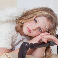 а ещё совсем малышка! :: Оксана Циферова