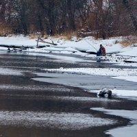 Летне-зимний вариант рыбалки :: Андрей Куприянов