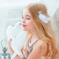 Моя голубка :: kurtxelia