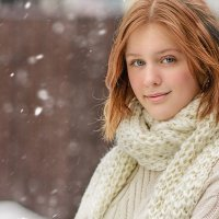 Девушка :: Виктория Дубровская