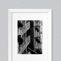 Iron stairs of SoHo :: Алексей