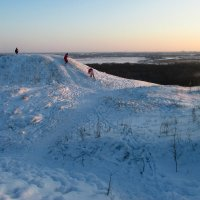 Один из пары морозных дней на Кубани. :: Svetlana Baglai