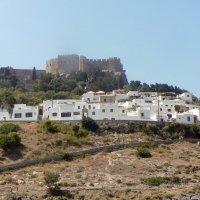 Г. Линдос, остров Родос, Греция :: Полина Потапова