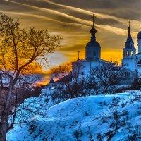 клонился день к закату :: Сергей Цветков